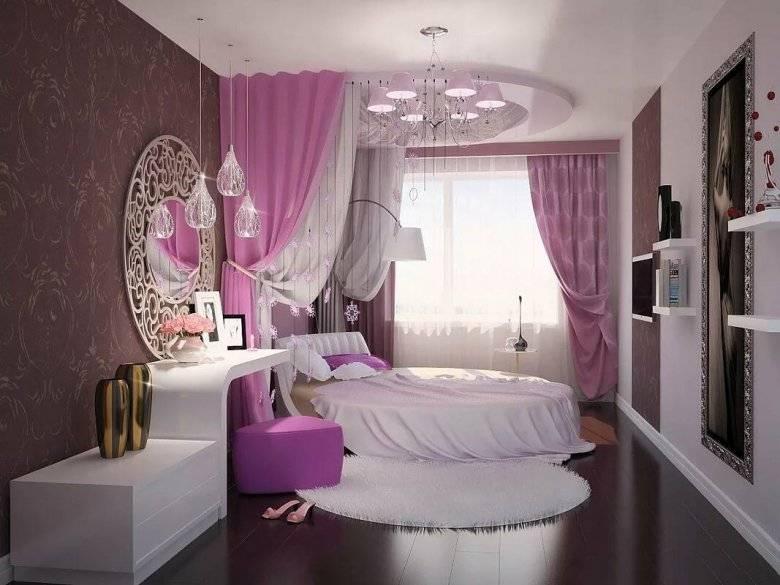 Интерьер для девушки > 80 фото-идей дизайна комнаты / спальни для современной девушки