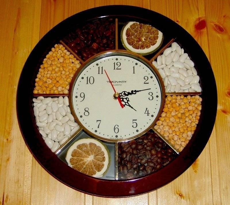 Декорирование настенных часов своими руками - пошаговая инструкция для начинающих по созданию красивого оформления