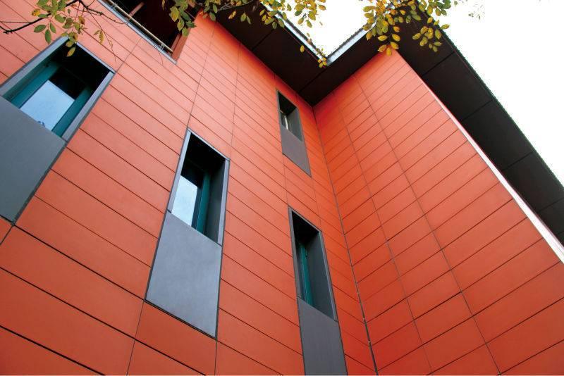 Что нужно знать о фиброцементных фасадных панелях для наружной отделки дома и его преимуществах
