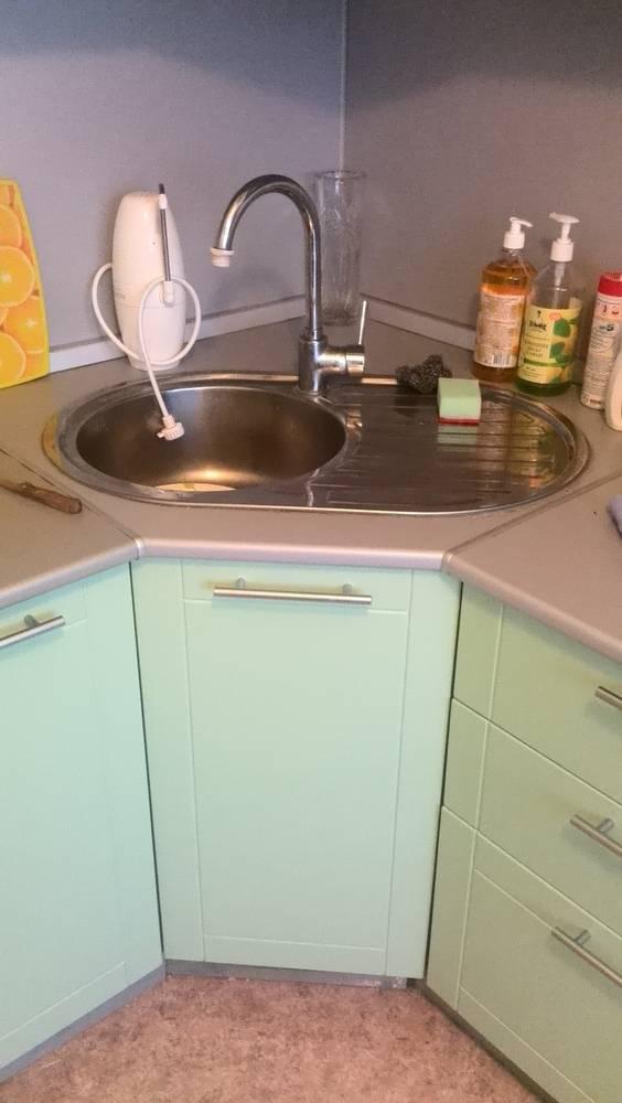 Самые удобные угловые кухни в интерьере - 119 реальных фото