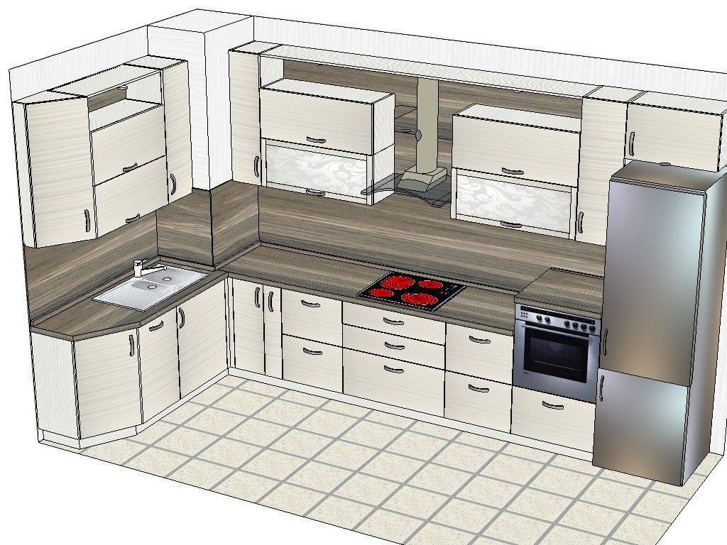 Как сделать дизайн кухни самостоятельно: пошаговое руководство