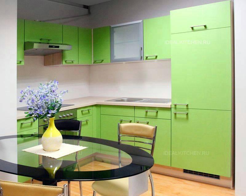 Самые удачные сочетания цветов в интерьере кухни