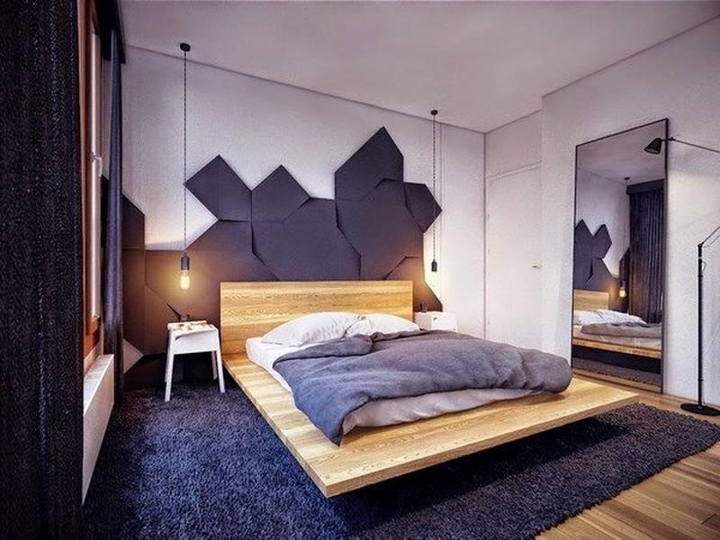 Черно-белая спальня: применение черно-белых тонов в интерьере спальни + 145 фото примеров и готовых вариантов
