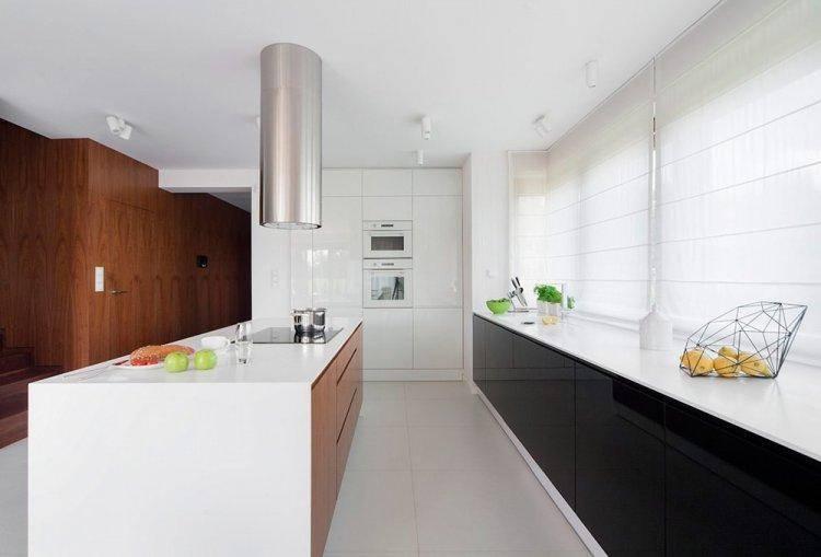 Кухня в стиле минимализм: 59 фото дизайна без лишних деталей и акцентов