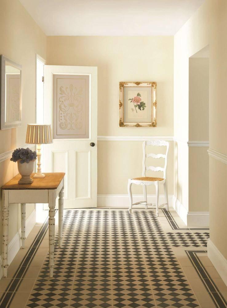 Плитка на пол для коридора и кухни: фото примеры, выбор, укладка