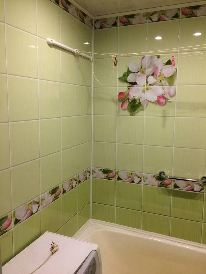 Ванная без плитки: 18 альтернативных вариантов отделки