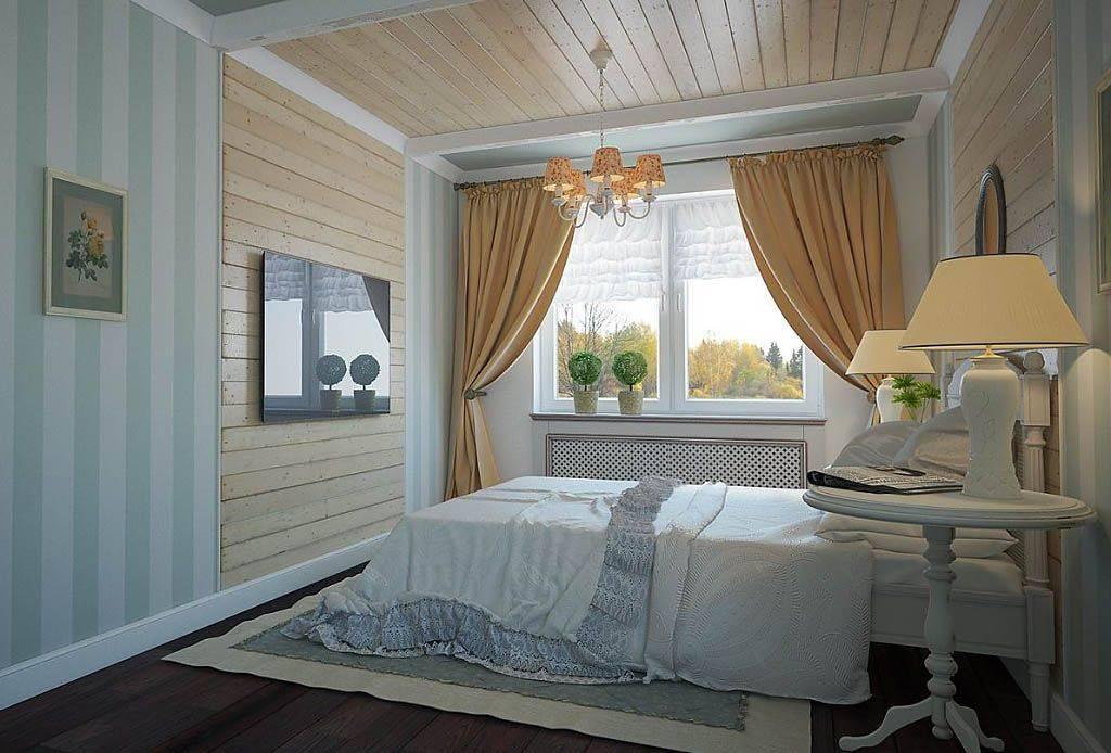 Как обшить стены внутри дома вагонкой: фото красивой отделки