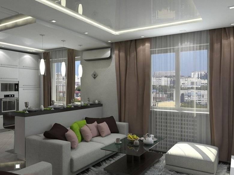 Кухня 30 кв. м. — 125 фото идей создания дизайна и обзор основных принципов оформления просторной кухни