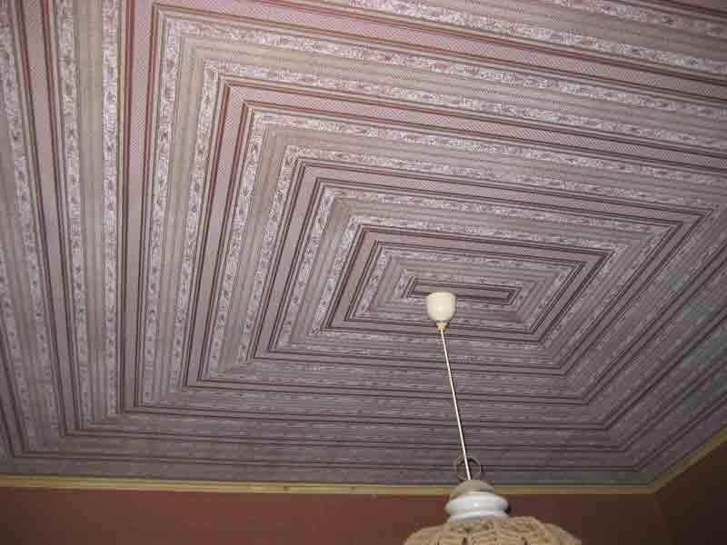 Как сделать декор потолка своими руками: мастер-класс по украшению потолка (140 фото-идей)