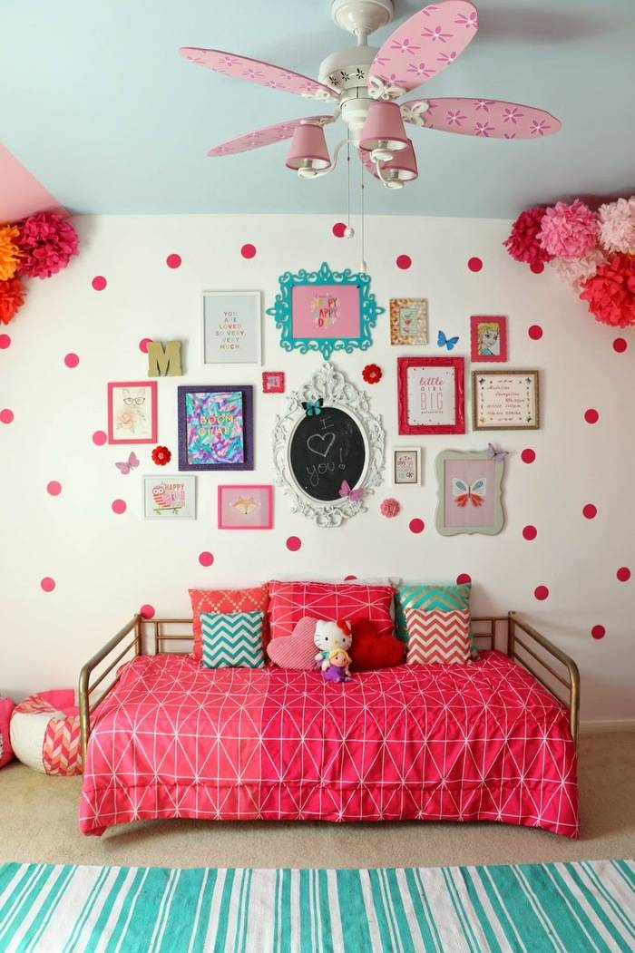Декор детской комнаты пошагово своими руками: 150 фото идей с инструкцией, как украсить и оформить детскую комнату