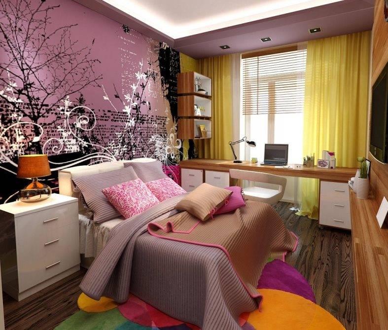Спальня для подростка: 130 фото лучших идей планировки и дизайна интерьера, примеры современного оформления