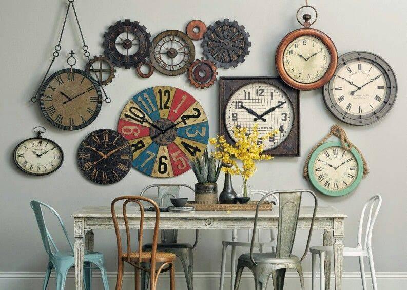 Часы своими руками — 75 фото лучших идей создания настенных часов из подручных средств