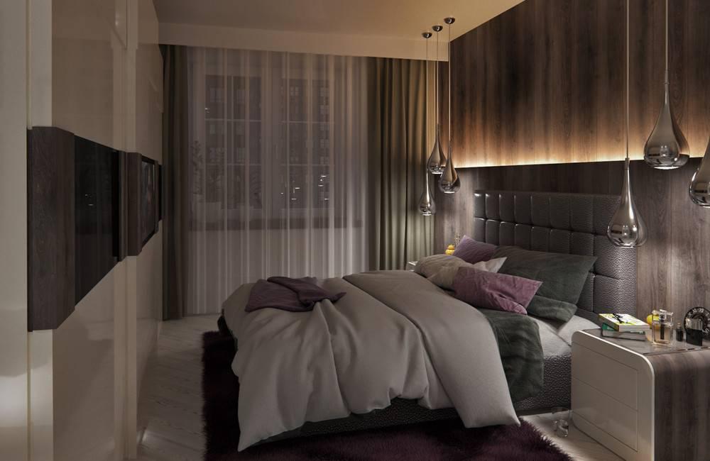 Дизайн спальни 8 кв. м. - 100 фото лучших идей как оформить дизайн в маленькой спальне