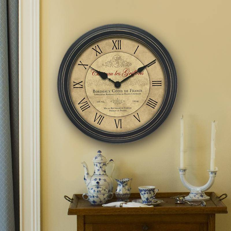 Выбираем настенные часы для кухни - 15 фото-идей от дизайнера