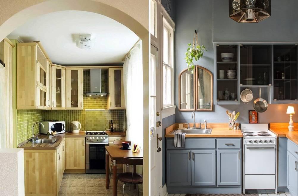 Топ-30 самых модных кухонь в стиле ретро