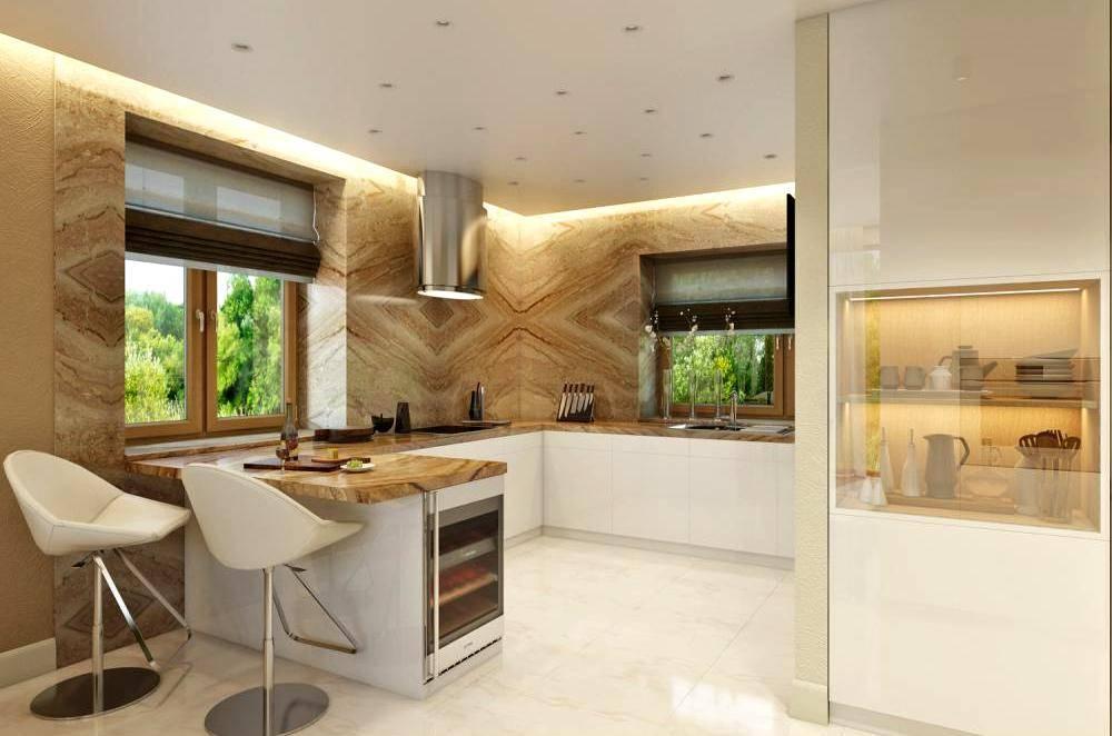 100 самых стильных идей дизайна кухни 10 кв м