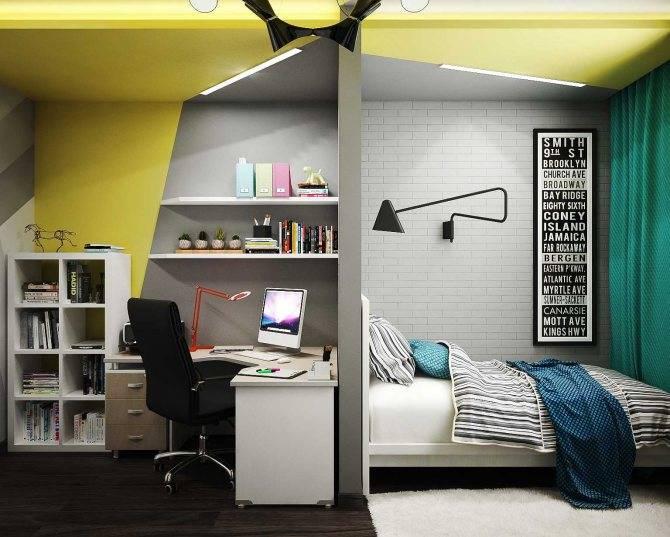 Комната для девочки подростка: 100 фото идей как оформить дизайн интерьера детской
