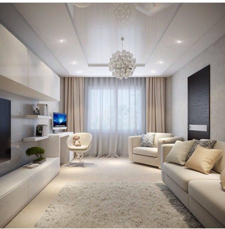Современный интерьер гостиной: 120 фото модных примеров дизайна в квартире или частном доме