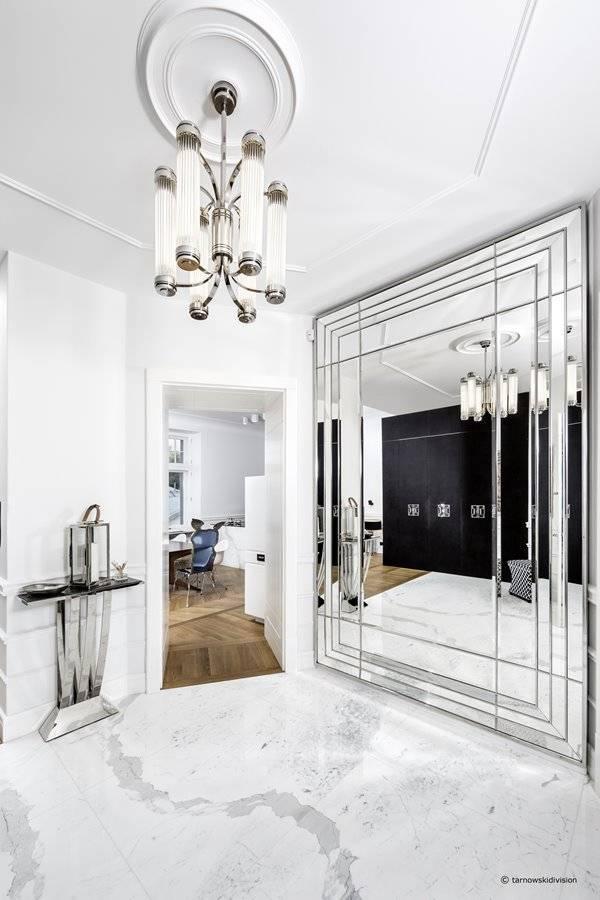 Зеркала в прихожей: можно ли вешать их напротив входной двери по фен-шуй, советы и рекомендации