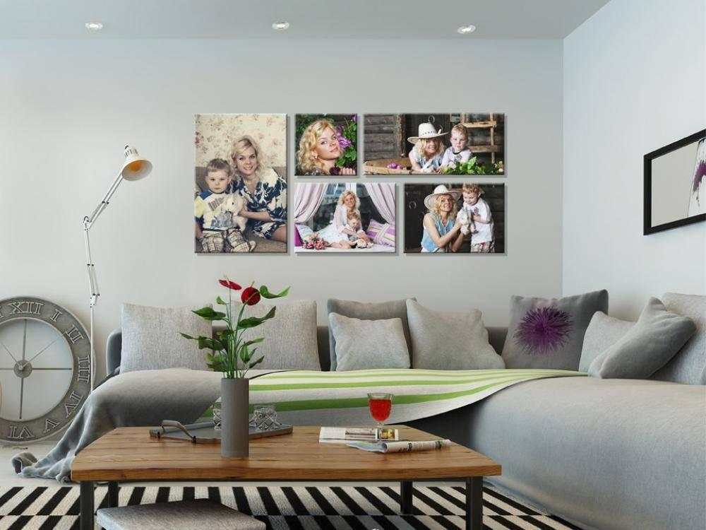 Картины для гостиной: 135 фото и видео примеров применения и вариантов размещения картин