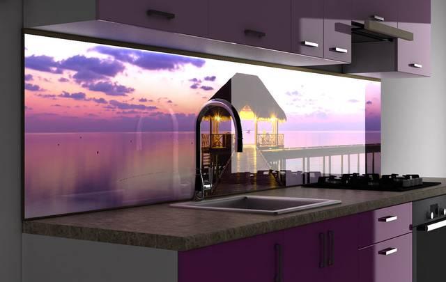 Фартук из стеновых панелей для кухни (26 фото): характеристика панелей и советы по их использованию в дизайне кухни