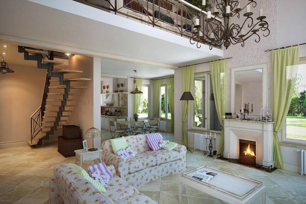 Дизайн интерьера дома +150 фото