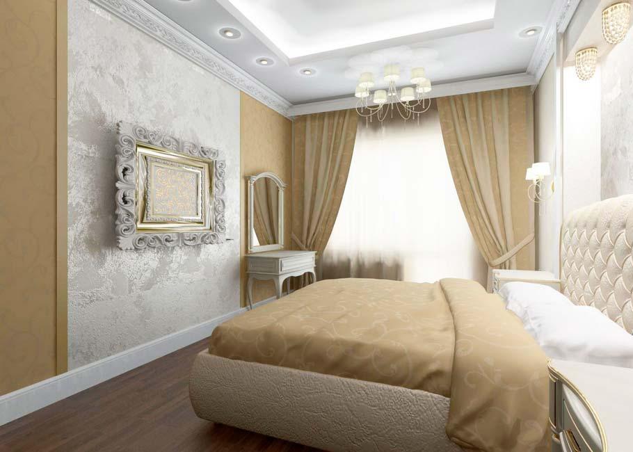 Дизайн спальни 12 кв. м. - 50 фото идей интерьера в современном стиле