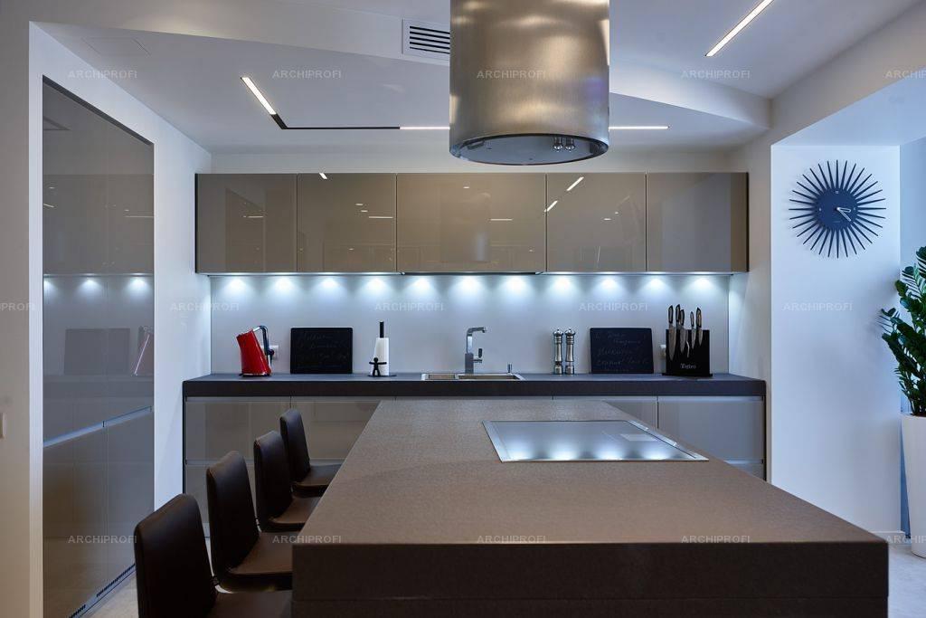 Как правильно сделать дизайн кухни, этапы проектирования, тонкости замера и выбор стилевого оформления - 17 фото