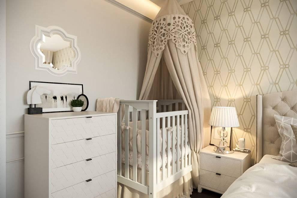 Детская кроватка для новорожденного: 100 фото, виды, нюансы выбора
