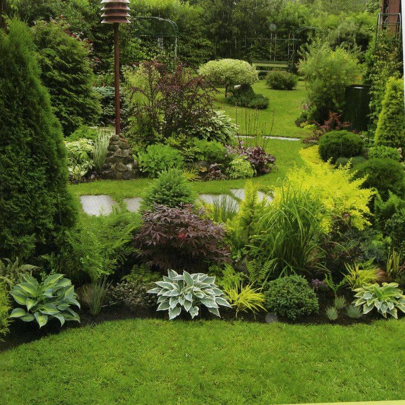 Ландшафтный дизайн дачного участка: фото-примеры на любой вкус