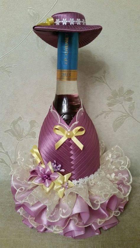 Декор бутылок: топ-100 фото вариантов декорирования бутылок своими руками. способы декора с пошаговыми инструкциями для начинающих