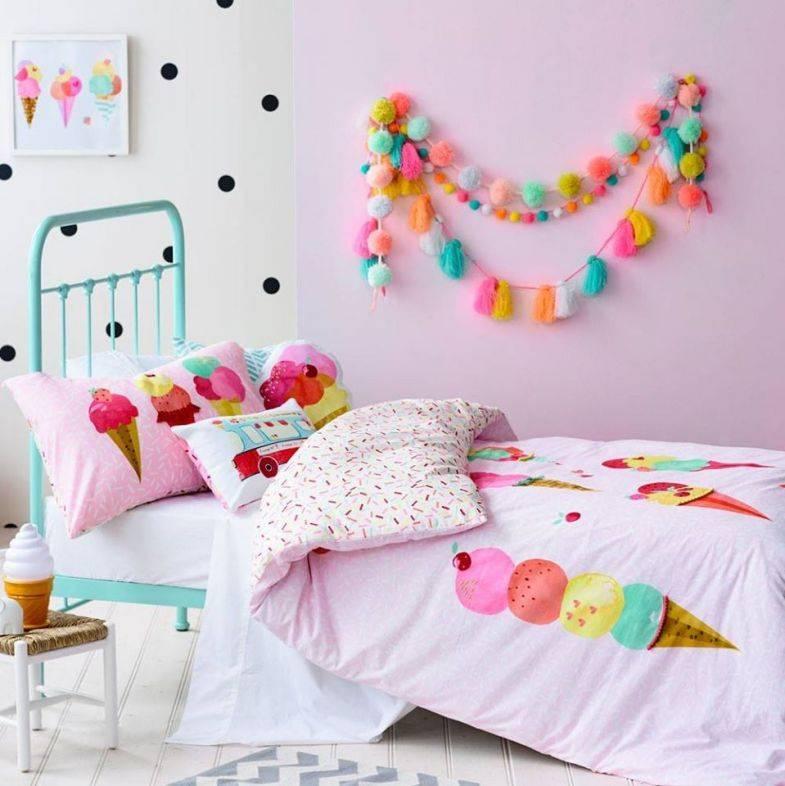 Декор детской - 75 фото основных типов и видов оформления детской комнаты