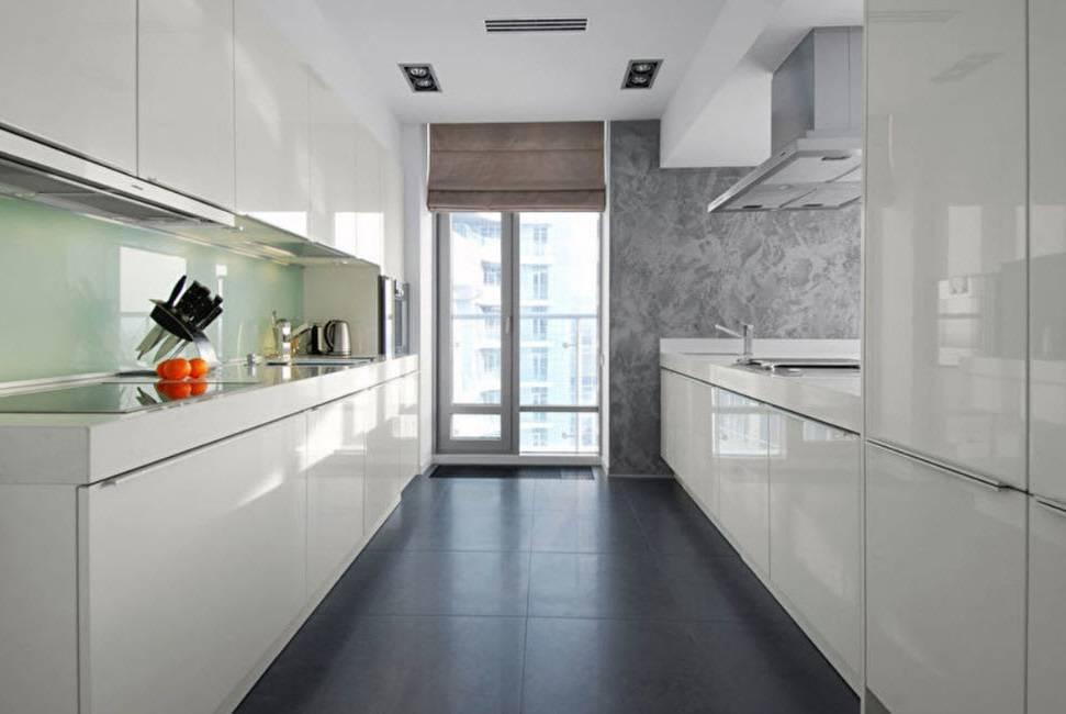 Кухня в стиле хай-тек: фото интерьера, дизайн в сочетании с другими направлениями, декорирование