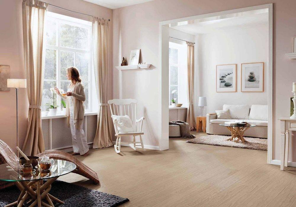 Цвет мебели миланский орех на фото в интерьере