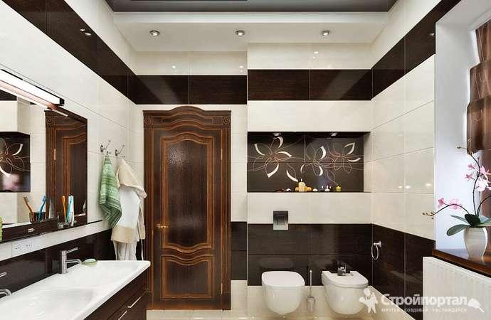 Бежевая плитка для ванной комнаты (50 фото): дизайн матовой и глянцевой плитки в бежевых тонах, керамическая плитка в интерьере и другие варианты