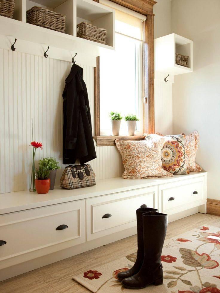Прихожая в частном доме (135 фото): как оформить интерьер красиво и правильноварианты планировки и дизайна