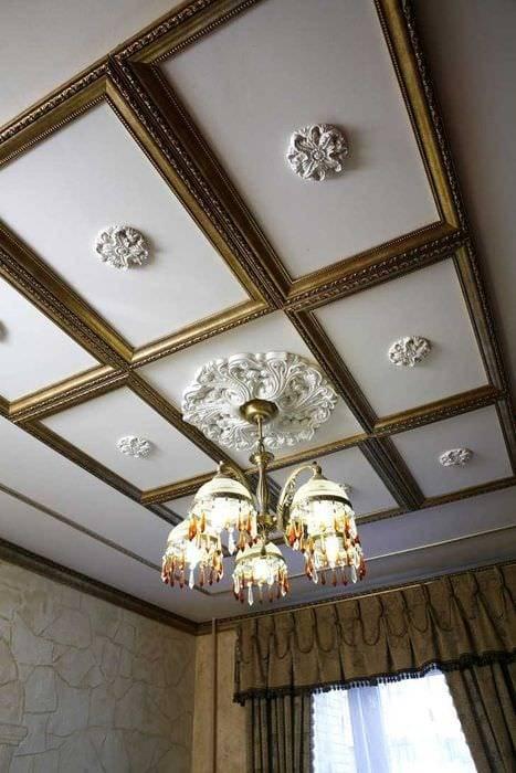 Драпировка потолка тканью своими руками, как подобрать декор, ассортимент материала, инструкции на фото и видео