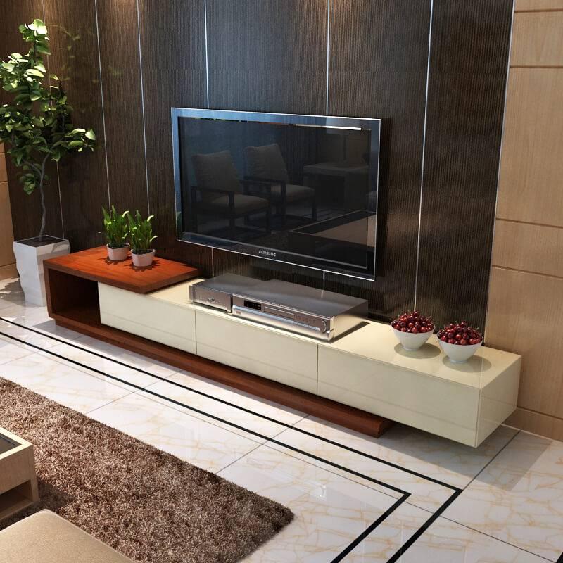 Виды тумб под телевизор: обзор моделей, фото, характеристики по материалам, стилю