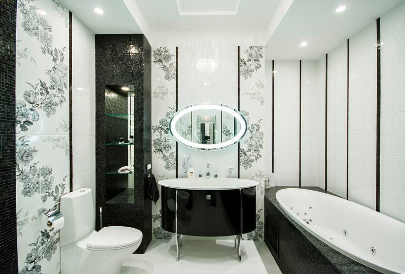 Инструкция по отделке ванной пластиковыми панелями   otremontirovat25.ru