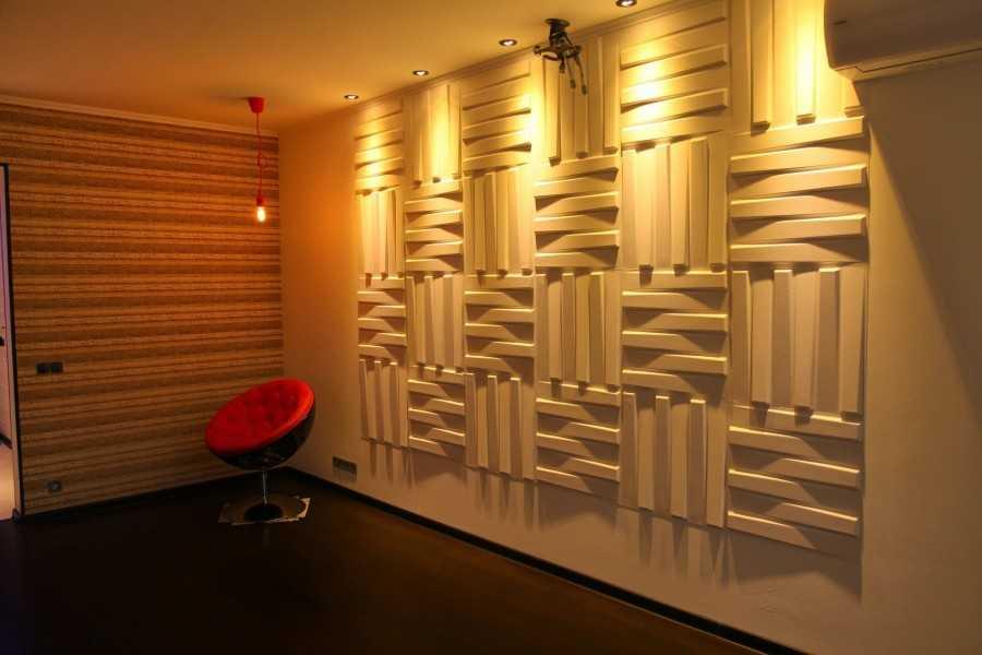 3д стены – 135 фото стильных визуальных эффектов и советы по размещению декоративных стен