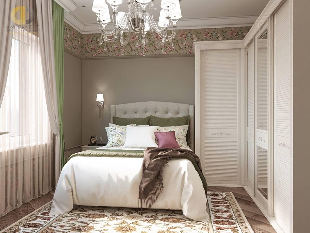 Фото дизайна интерьера спальни 12 кв м