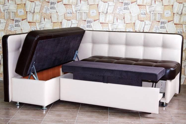 Диван со спальным местом на кухню: практичное и компактное решение для малогабаритных квартир