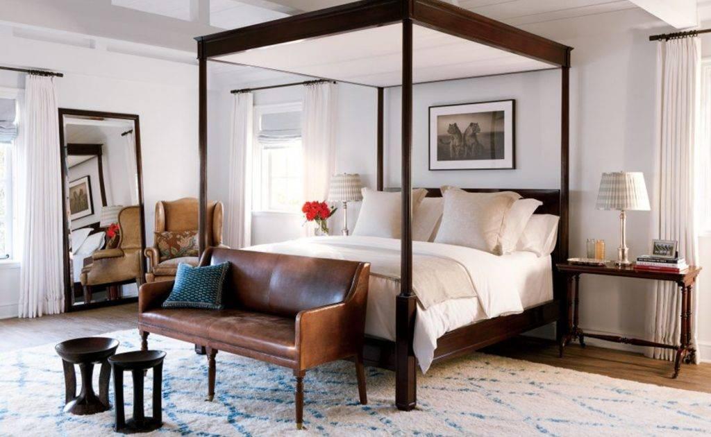 Зеркало в спальне напротив кровати - приметы, за и против, мнение церкви