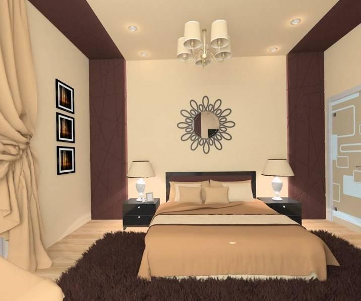 Темная спальня (130 фото): особенности оформления, правила размещения мебели, секреты планировки и зонирования