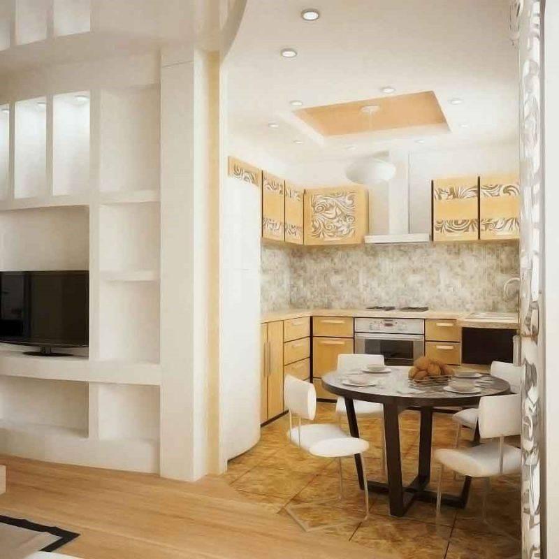 Перепланировка хрущевки 3 комнаты смежные варианты: фото и видео