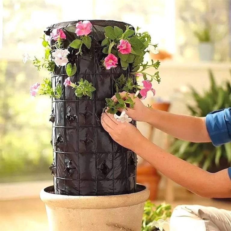 Подвесное кашпо для цветов своими руками: как сделать его для комнатных цветов из веревки и повесить? кашпо для сада (для улицы). как быстро сплести кашпо из ниток?