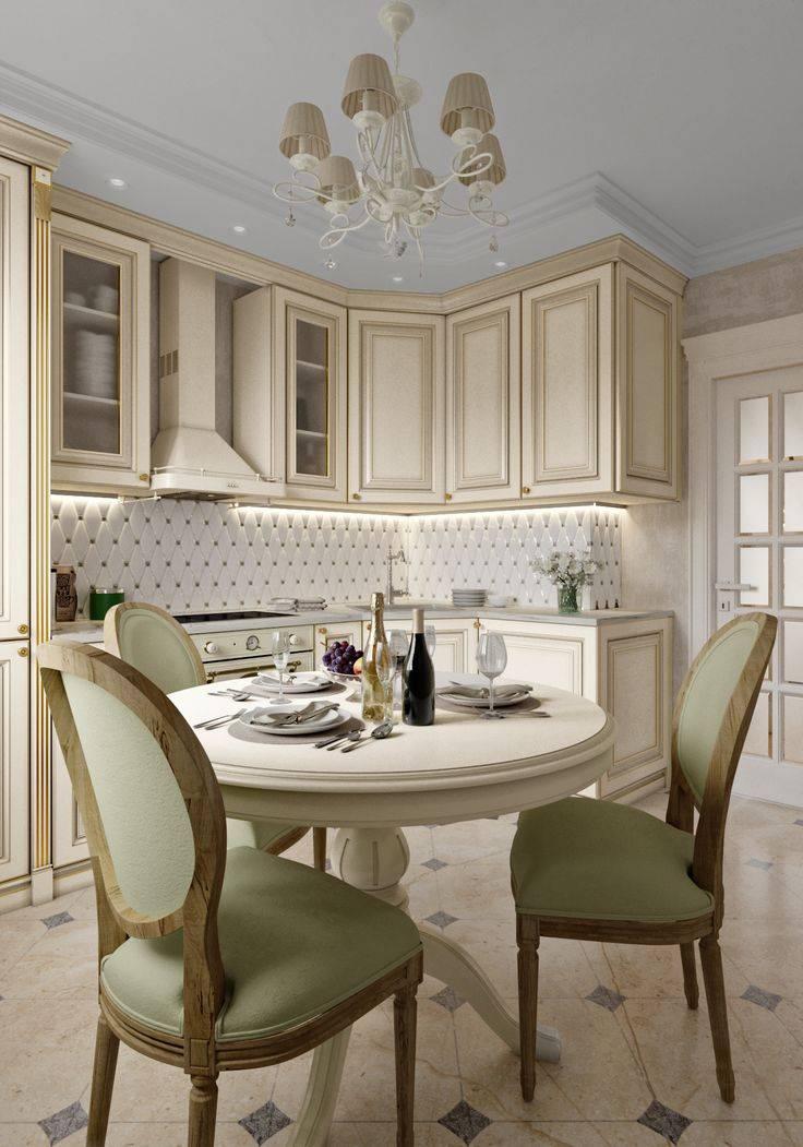 107 самых красивых интерьеров кухни в стиле прованс