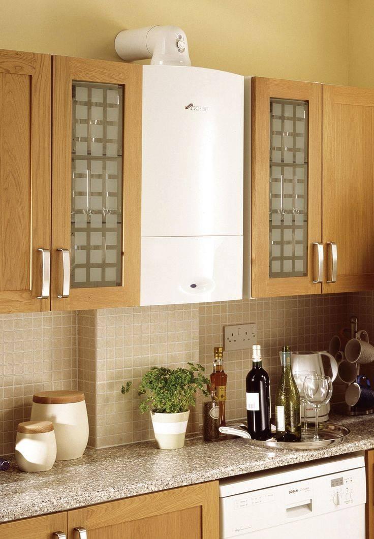 Можно ли установить газовый настенный котел на кухне? :: инженерные системы многоэтажек. вода. отопление. газ. электр. :: blogstroiki