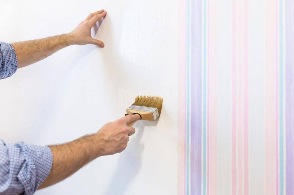 Можно ли дополнительно покрасить флизелиновые обои