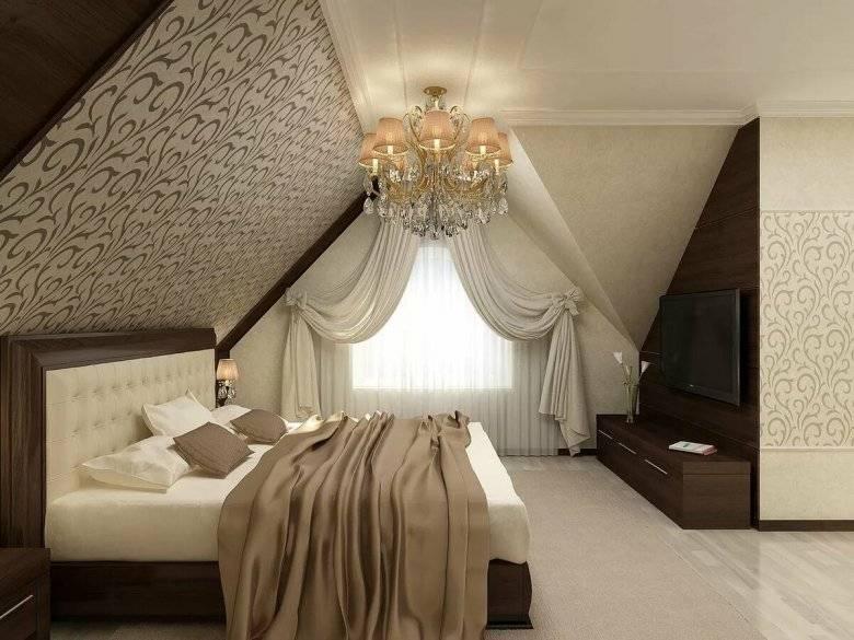 Мансардная спальня: советы по обустройству и идеи дизайна (40 фото) | дизайн и интерьер